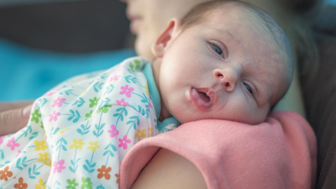 allaitement bébé